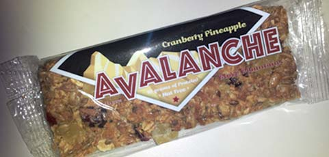 Welcome Avalanche Bars