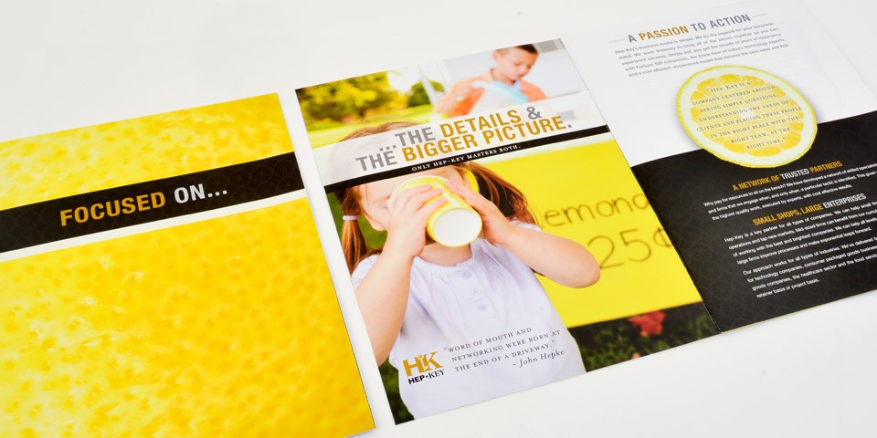 Hep-Key Marketing Brochure | Boom Creative